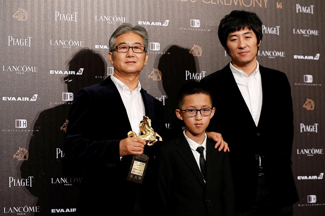 第53屆台灣金馬獎頒獎典禮,中國電影《八月》獲頒最佳劇情片。