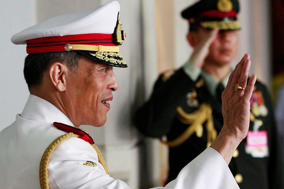 泰國王儲哇集拉隆功(Vajiralongkorn)將繼位出任泰國國王。