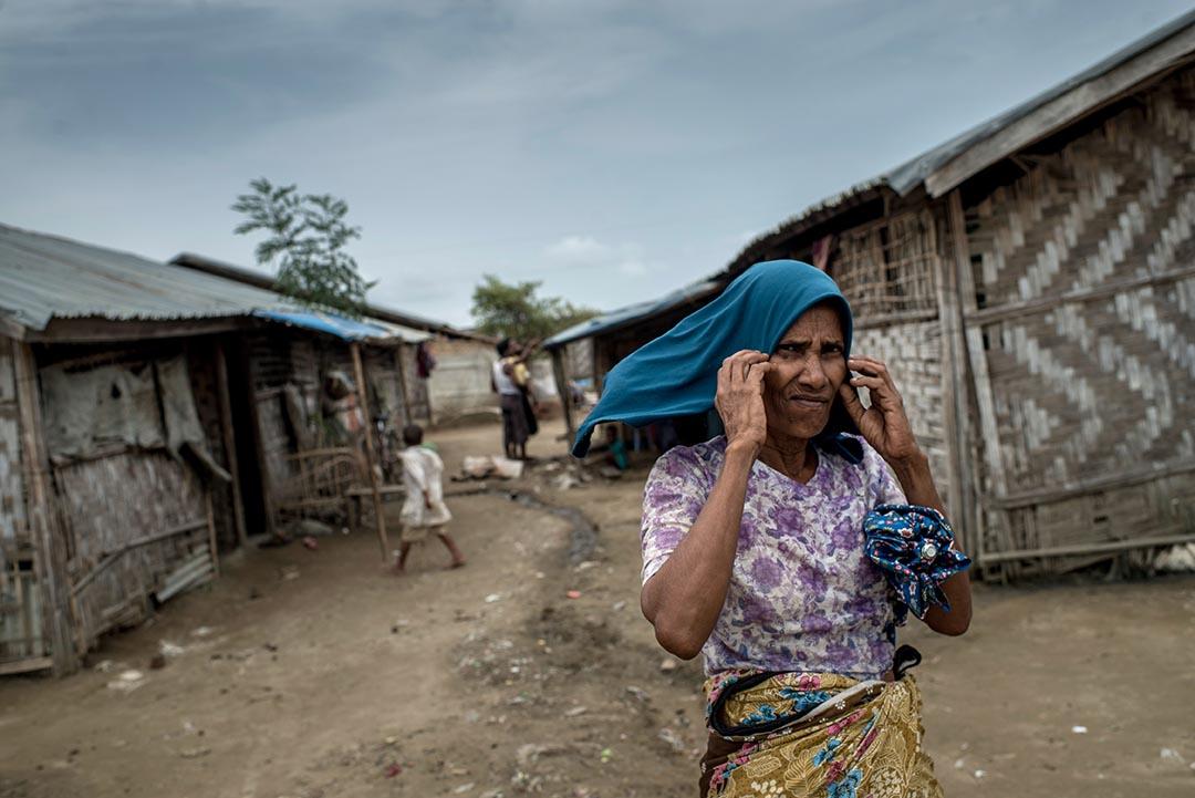 緬甸正試圖種族清洗,將羅興亞穆斯林少數群體從緬甸排除國外。