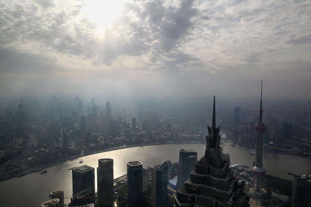 中國政府有意開放外國投行經營投行業務。
