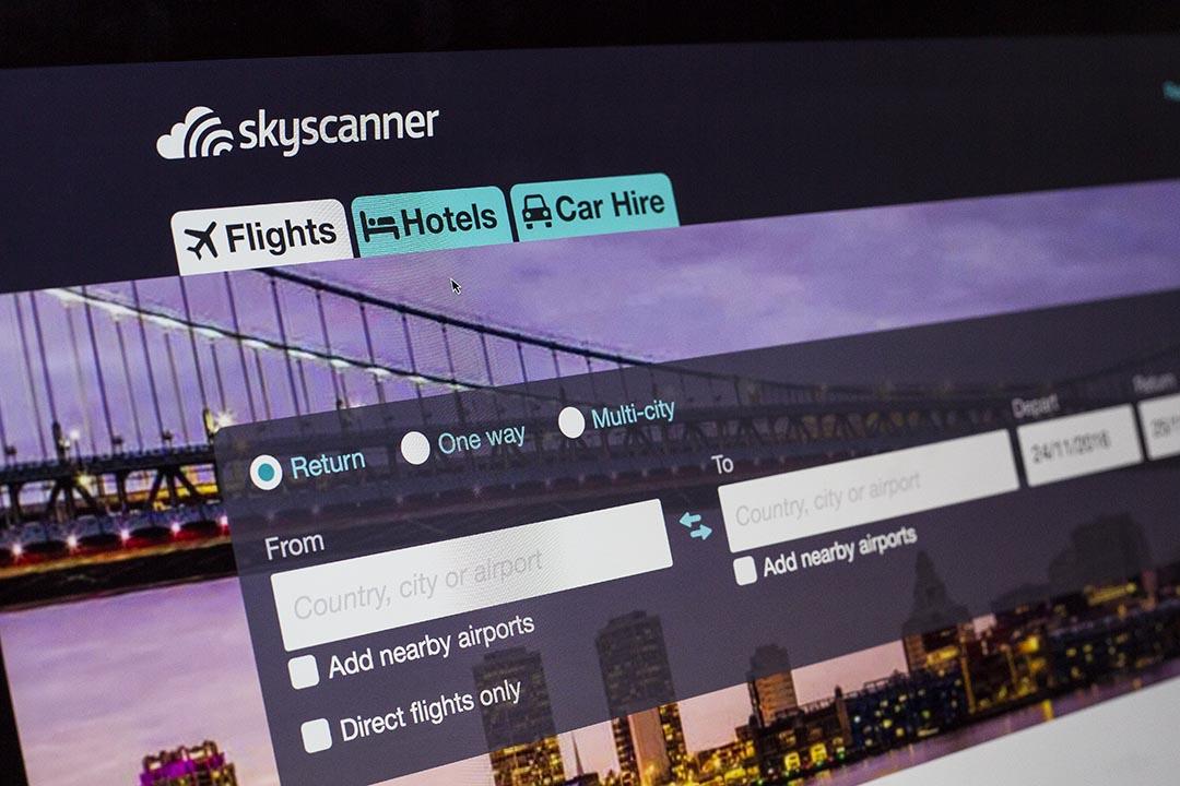 攜程14億歐元收購skyscanner。