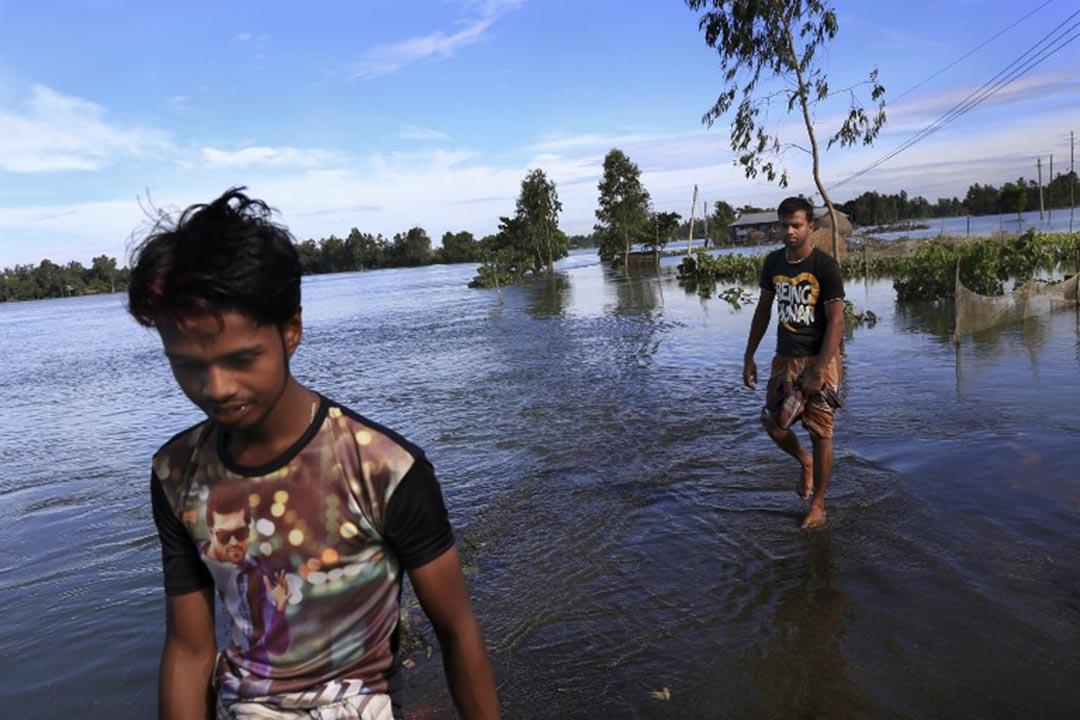孟加拉被公認為全球應對氣候危機最脆弱的國家,因為氣候變化影響使孟加拉出現更多水災、旱災及土壤鹽化等問題。