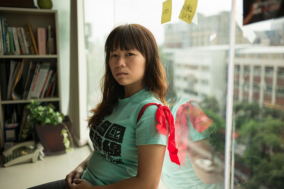 黃燕茹:音樂和運動的連結性最強的,以我自己的經驗,是香港雨傘運動。
