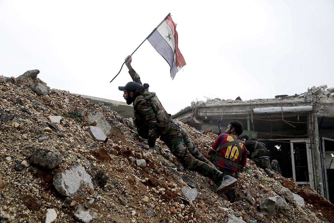 俄羅斯和土耳其協調下,敘利亞政府軍同反抗軍達成了全國停火協議。