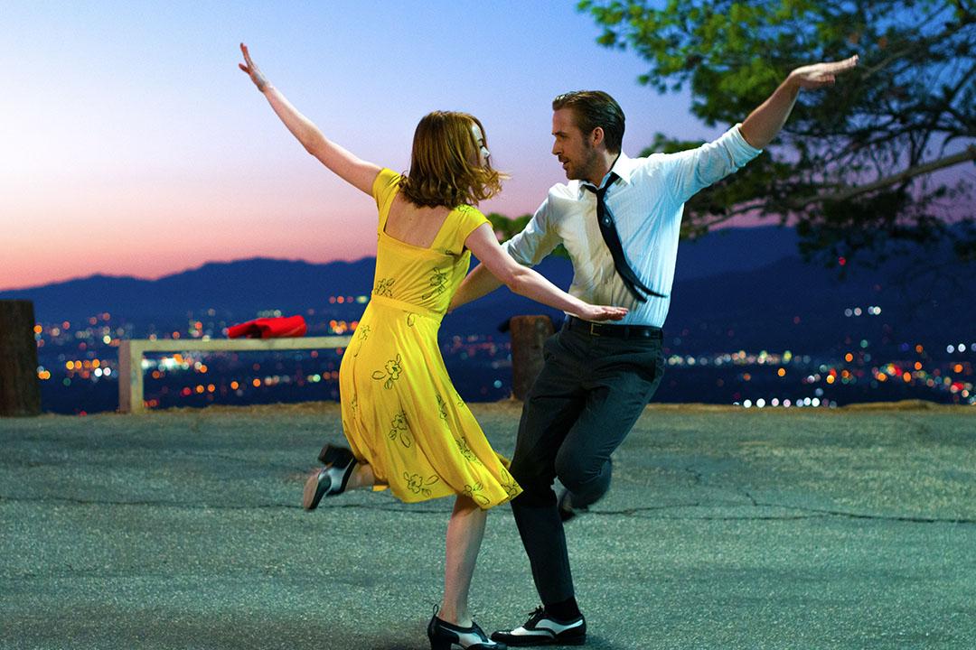 電影『樂來樂愛你』(La La Land)劇照。