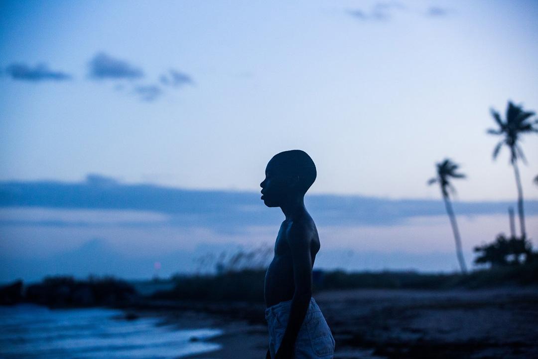 《月光男孩》(moonlight)電影劇照。
