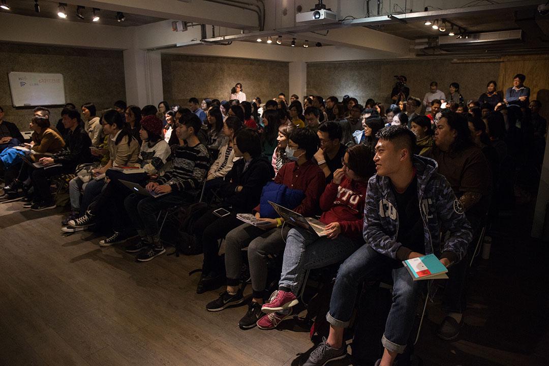 觀眾反應熱烈,到場人數超出預期。