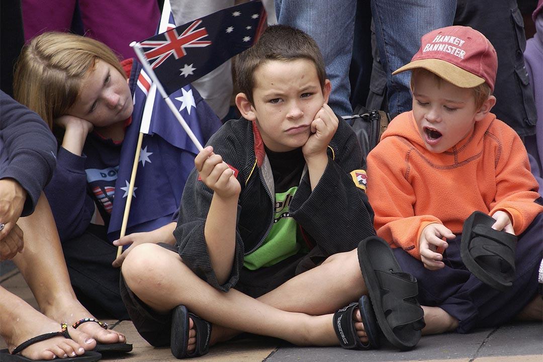 頻繁使用社交媒體的孩子們不太滿意現實生活。