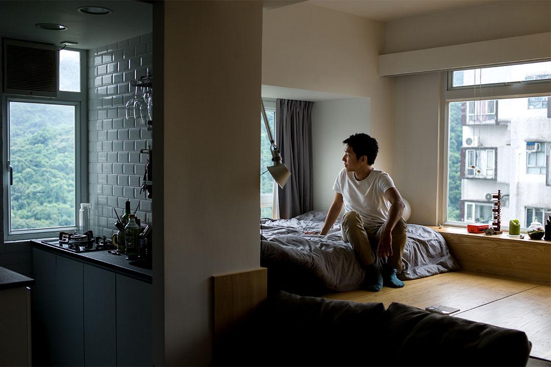 室內設計師Norman。
