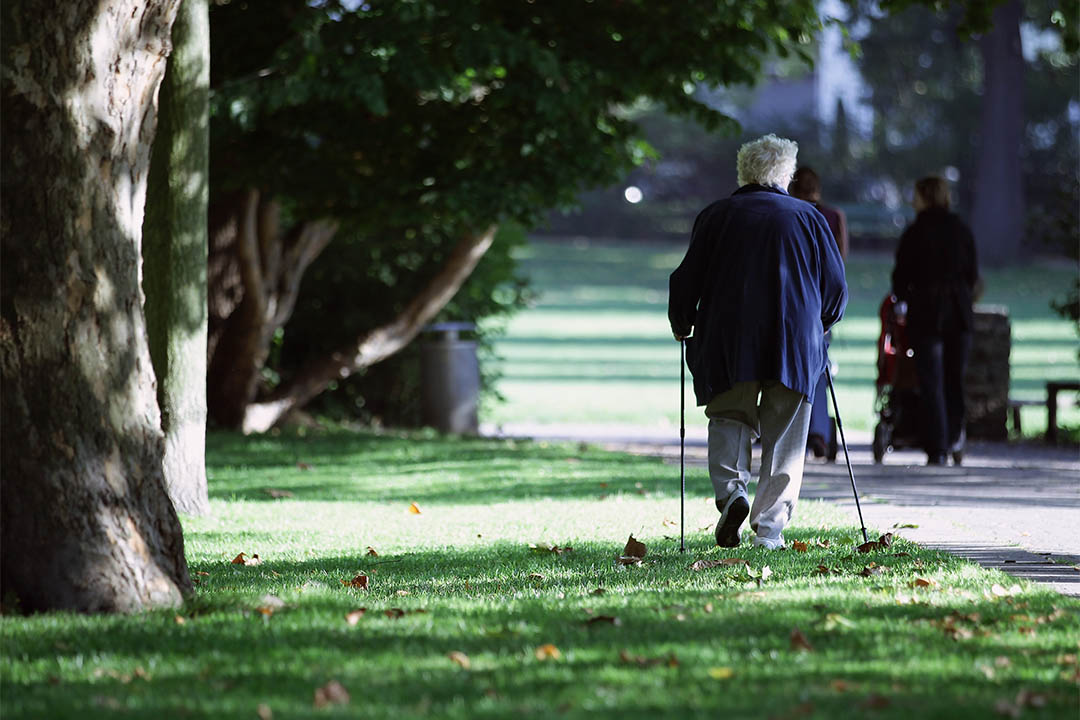 老人家受虐待問題受到關注。