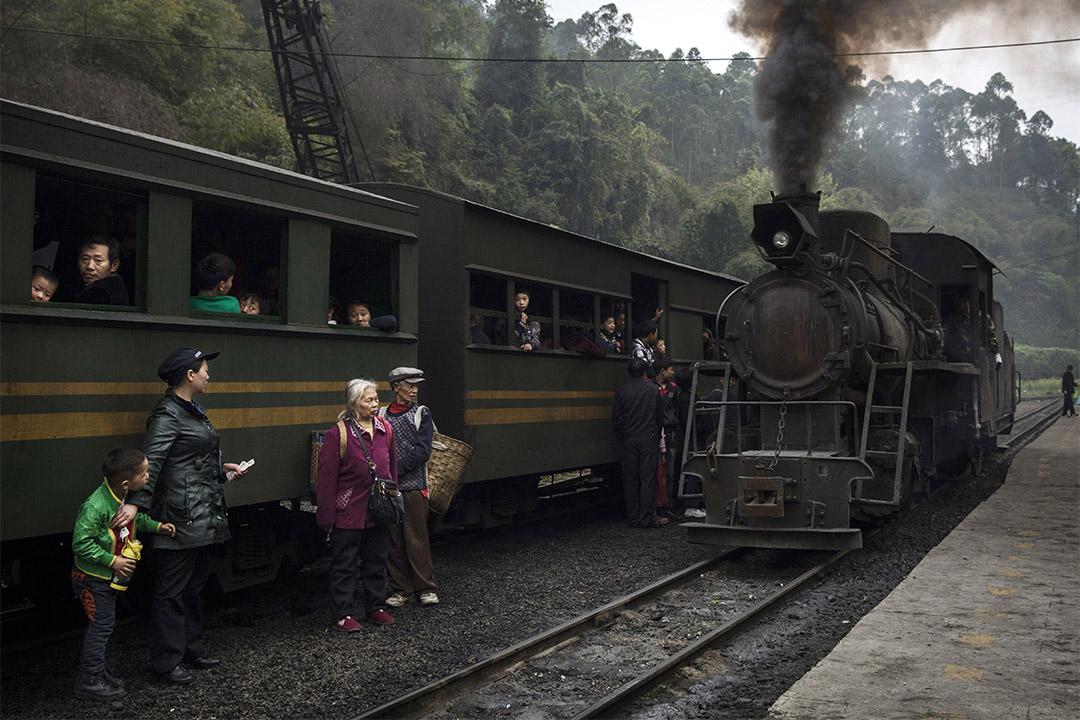 史丹福研究指中國西部農村少年IQ偏低。圖為四川一條村落。