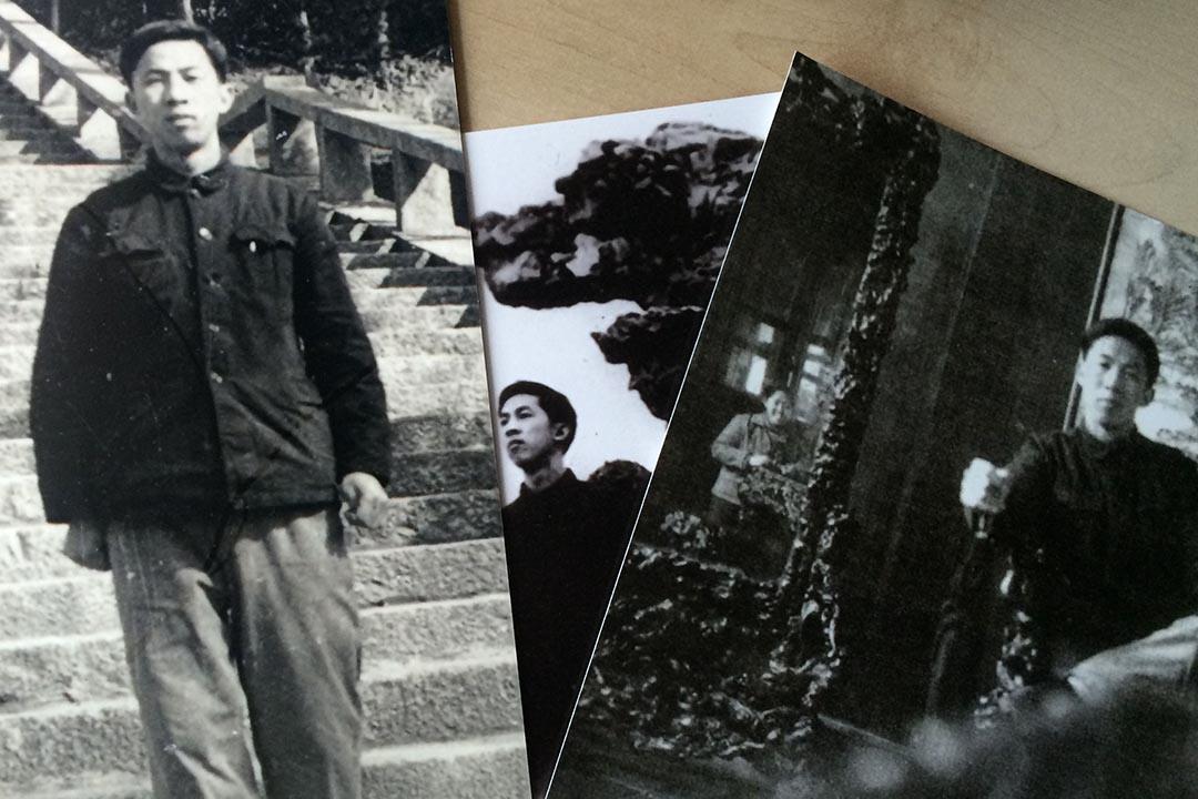 舊照片裏的劉文輝。