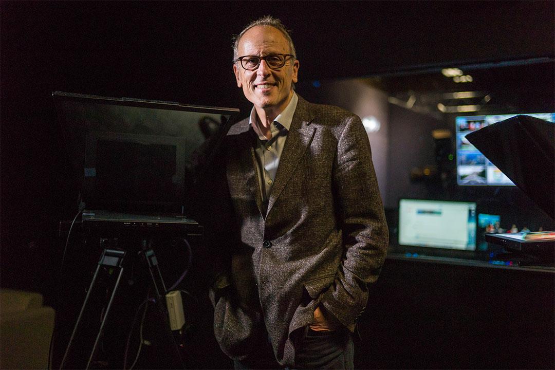 2007年獲奧斯卡金像獎最佳紀錄片短片獎的導演Thomas Lennon。