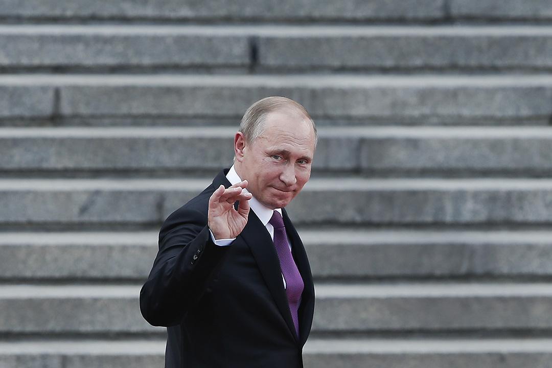 美國白宮指俄羅斯總統普京同干預美國選舉的網絡攻擊行動,有直接關聯。