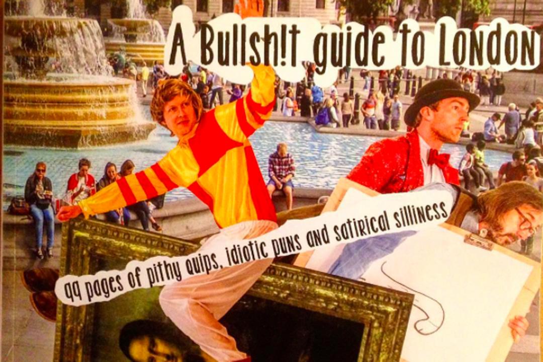 Bullshit Tours是為了事實已失去意義的世代所設計。如果你是一個討厭每天嚴肅度日的人,在這裏你將不用擔心任何「被教育的風險」。