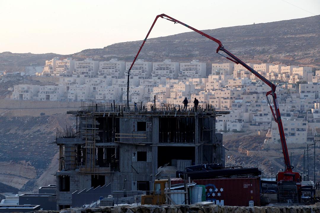 聯合國安理會在美國棄權下,通過譴責以色列的決議案,要求以色列停止在巴勒斯坦修建殖民區。