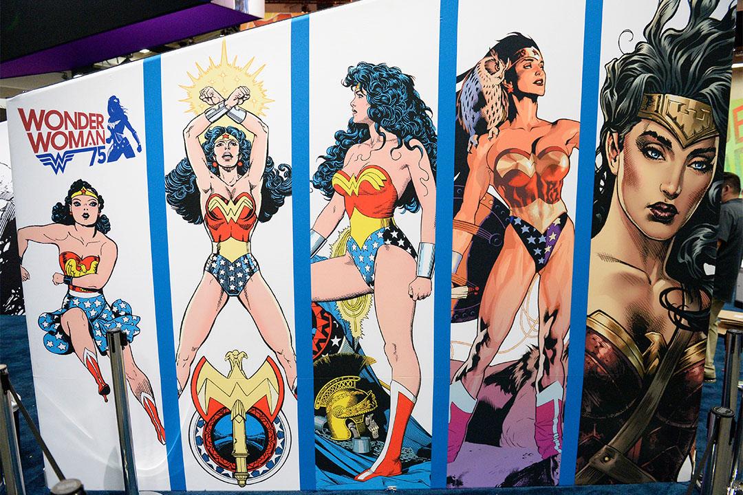 """聯合國終止漫畫人物神奇女俠(WonderWoman)""""榮譽女權大使""""的身份。"""