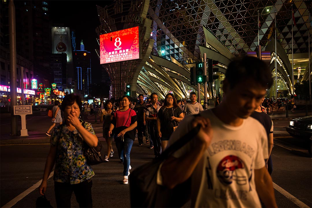 周庭希:雖然澳門與香港歷史上有深厚關係,近代命運在大方向上很接近歷史大方向走上接近的命運。,但在微觀層面,尤其在公民社會、政治上,港澳走向仍有一定差距。