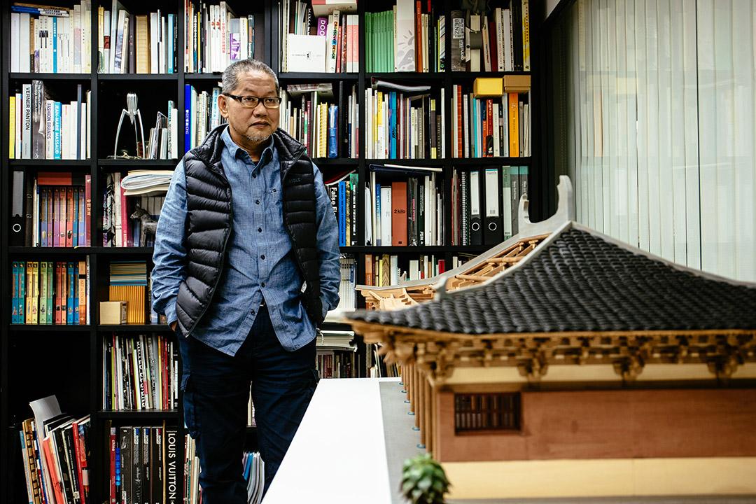 故宮文化工作者趙廣超。