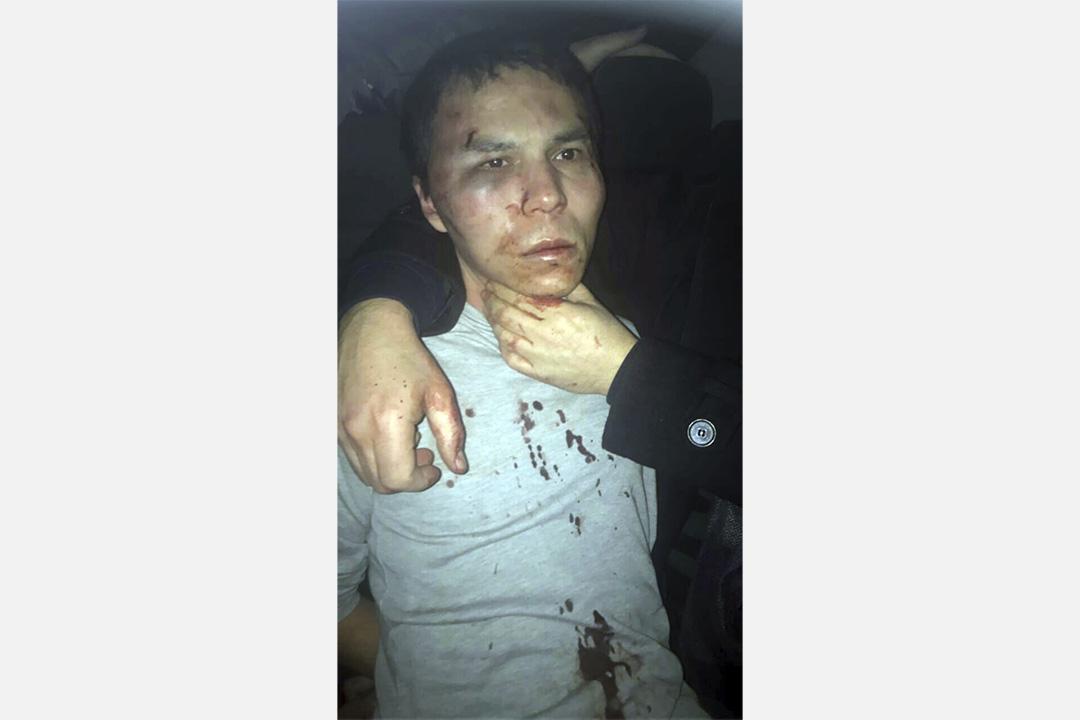 2017年1月16日,警方拘捕土耳其夜店襲擊疑犯。