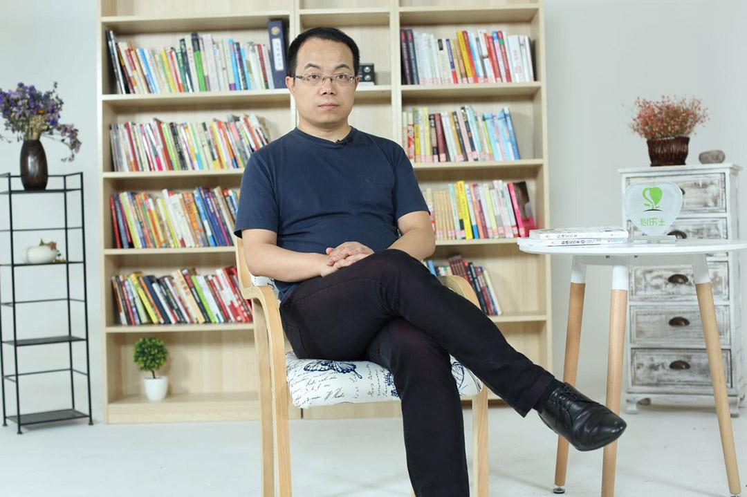 心理諮詢師、暢銷書作家武志紅。