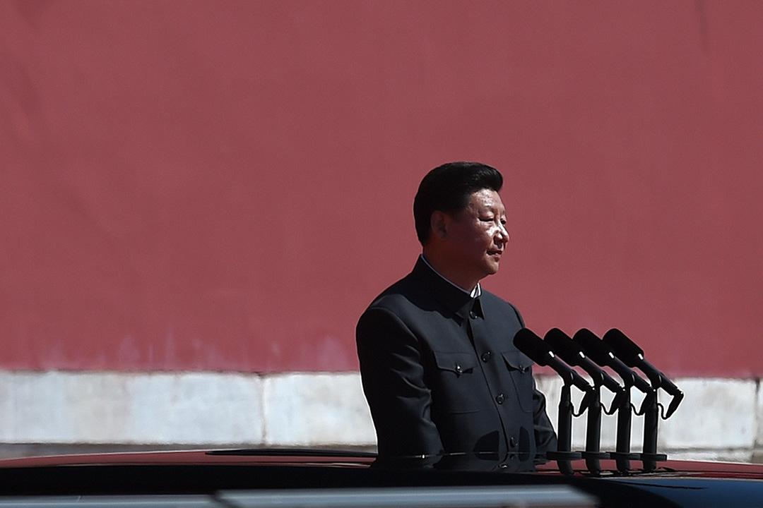 1月22日,習近平擔任中央軍民融合委員會主席。