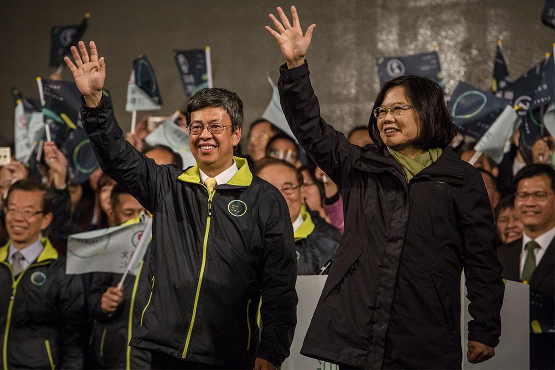 2016年的1月16日,台灣的獨派政黨民進黨在大選中大勝。