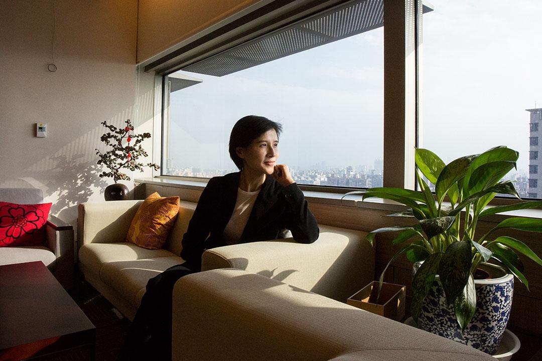 台灣文化部長鄭麗君。