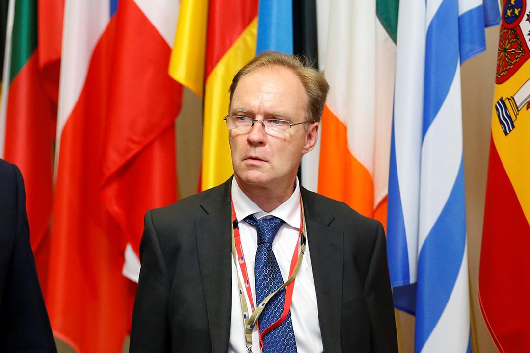 英國駐歐盟大使伊萬-羅傑斯(Ivan Rogers)突然宣布辭職。