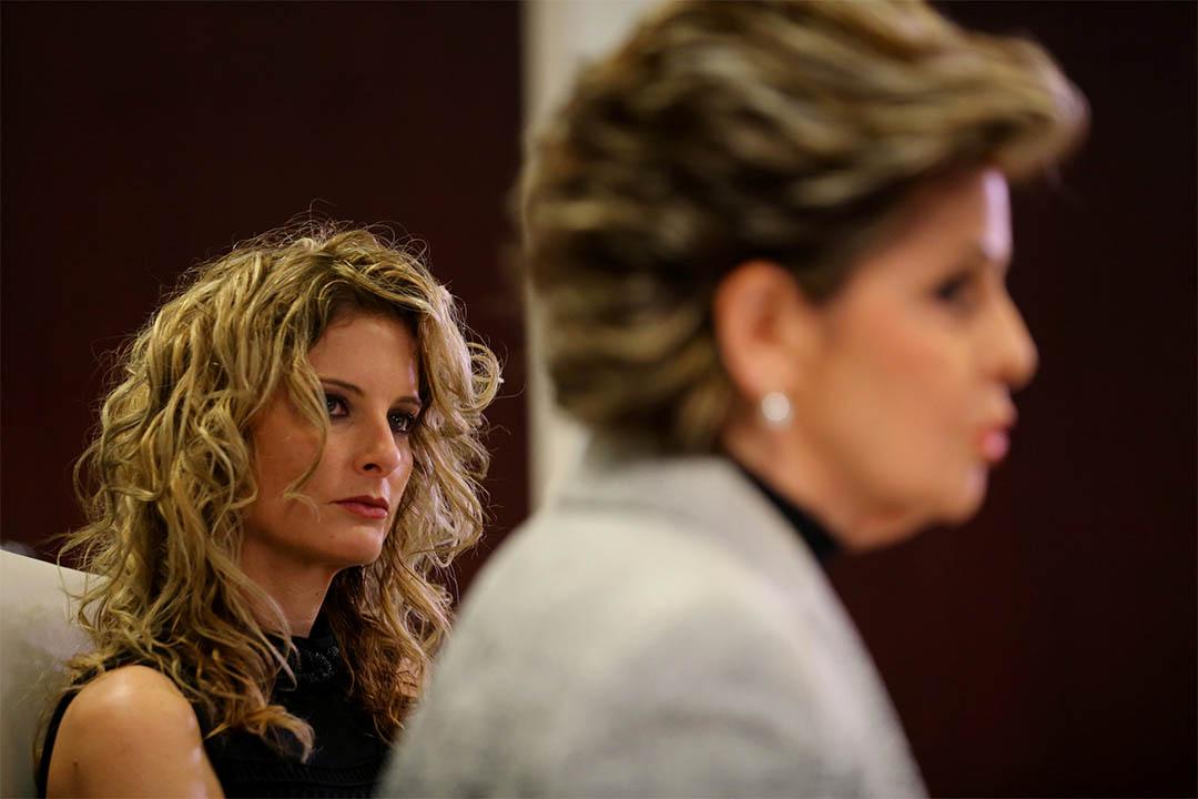 2017年1月17日,去年指控特朗普性侵的女性Summer Zervos及其代表律師Gloria Allred於美國洛杉磯的新聞發布會上宣布提起訴訟。