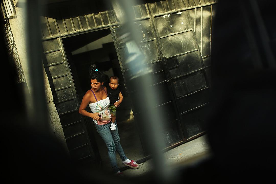 中美洲北三角的危地馬拉,薩爾瓦多和洪都拉斯的婦女受性暴力威脅,逃往墨西哥尋求安全。