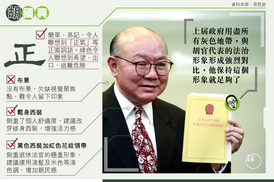 胡國興宣布參選一刻,傳遞了什麽訊息? 圖:端傳媒設計部