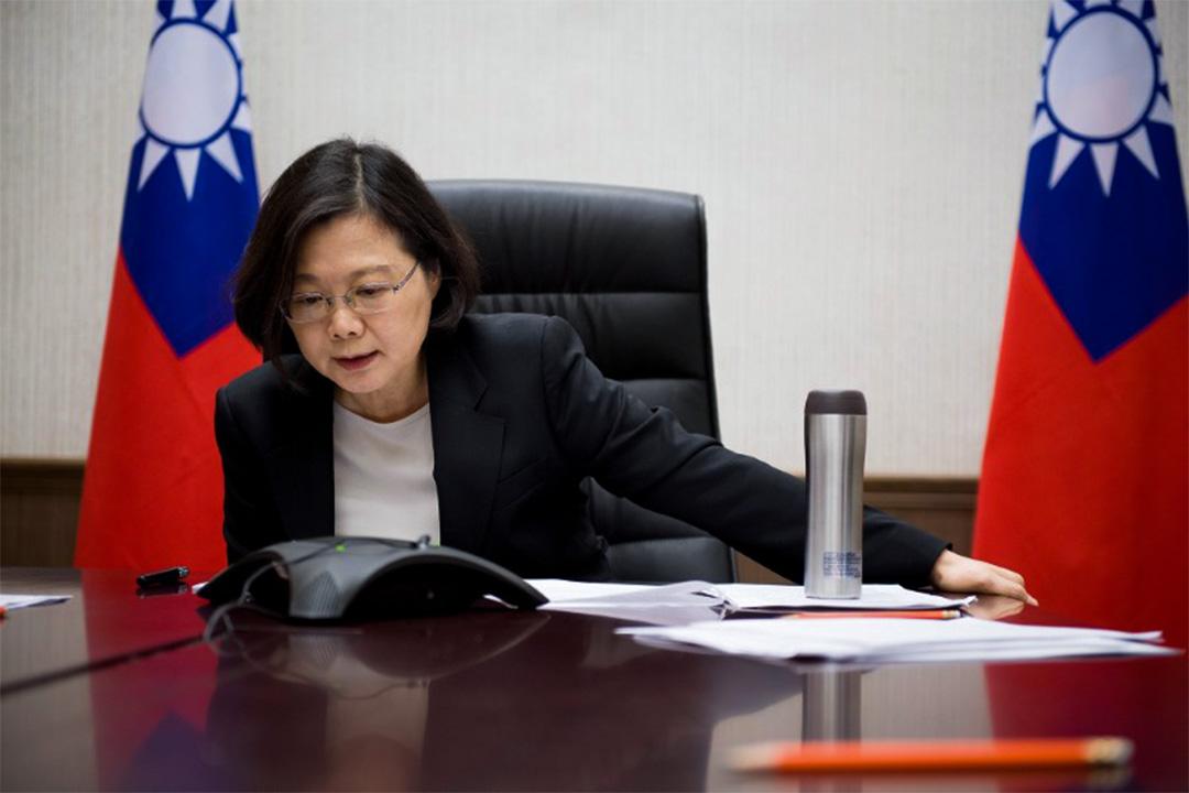 自1979年以來,首次有美國總統或總統當選人與台灣領導人直接通電。