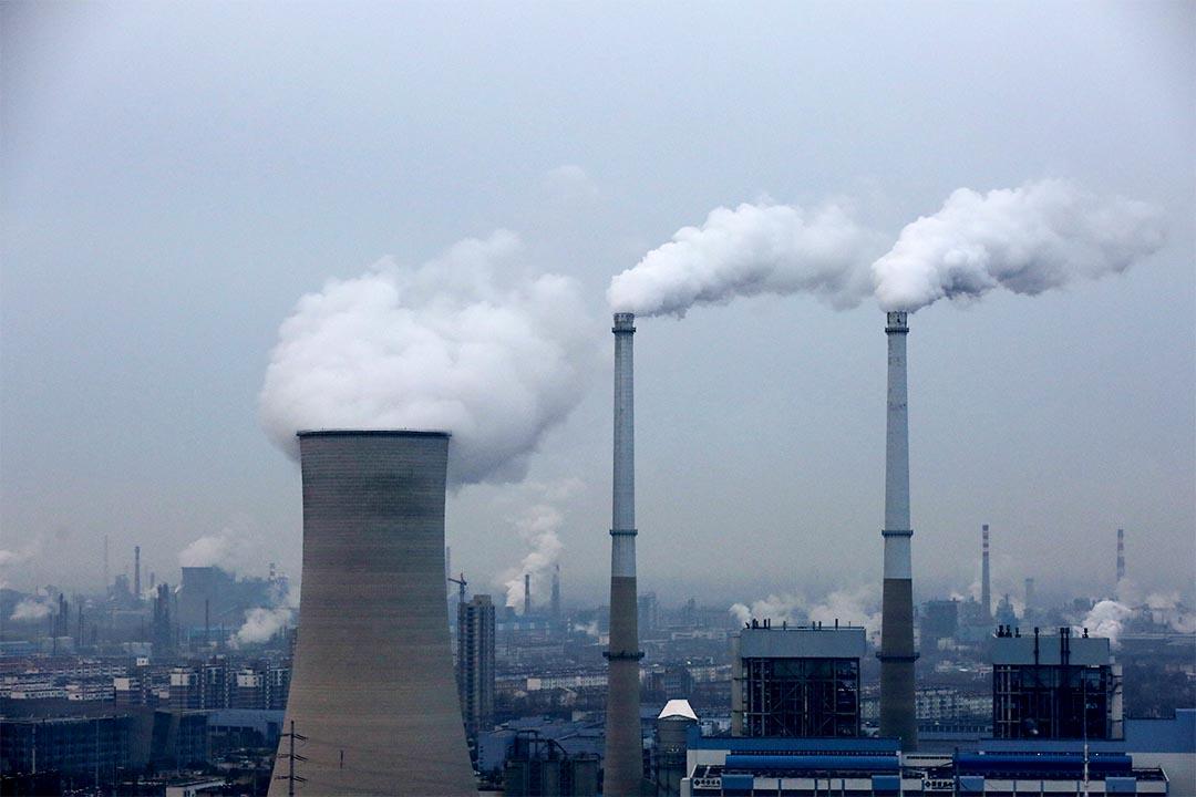 江蘇淮安市工業區。