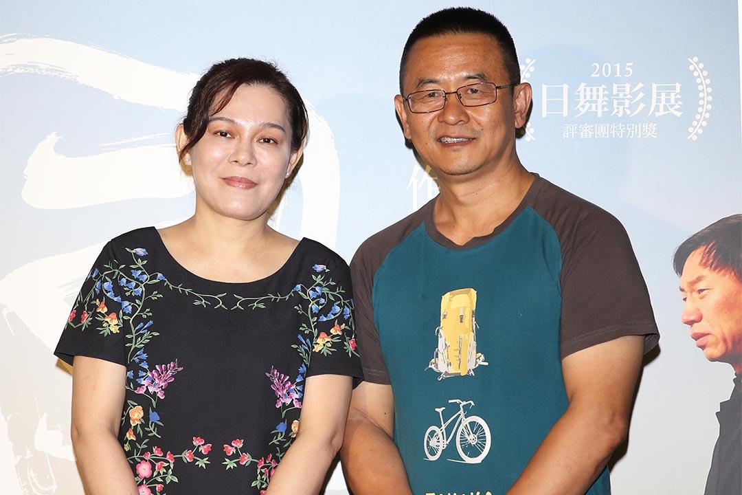 圖為2016年7月4日,台北,田中實加出席電影《大同》上映宣傳。