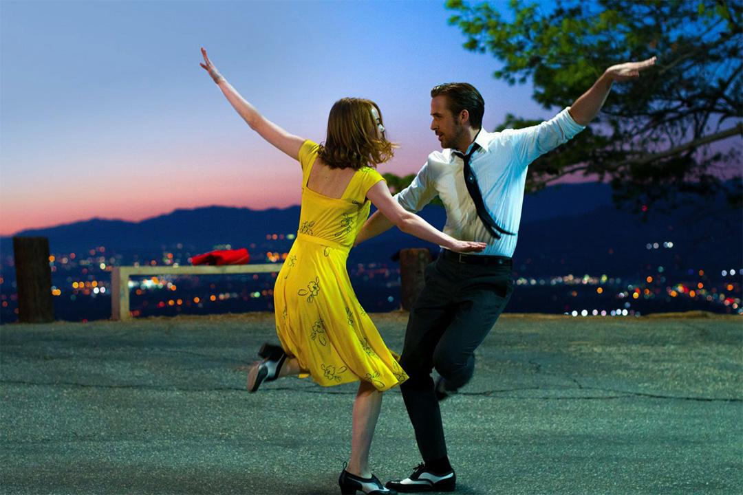 La La Land於今年奧斯卡獲得14項提名。