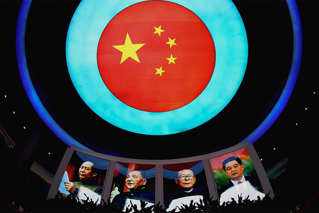 德國人對中國領導人的印象或停留在「毛」的階段。