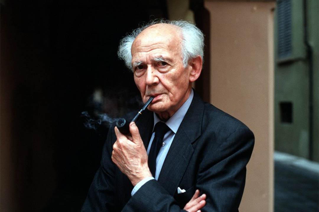 Zygmunt Bauman。