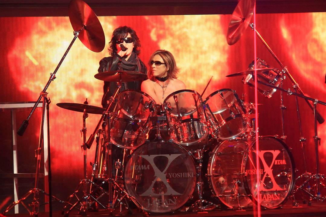 X Japan在第66屆NHK紅白歌合戰上演出。
