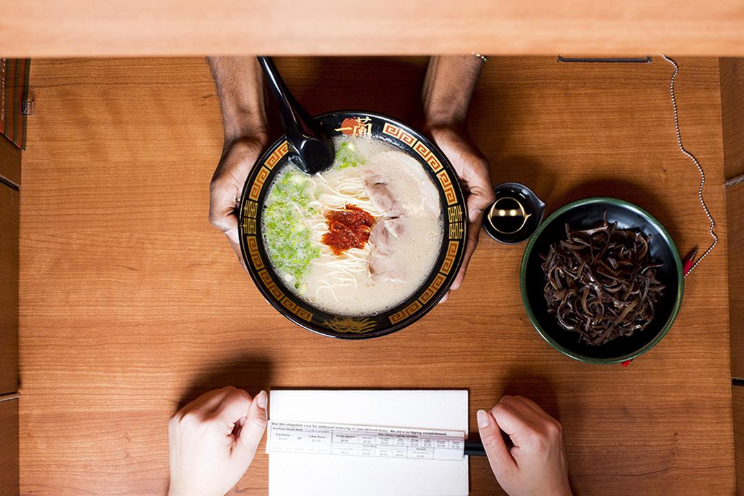 拉麵在日本當代生活中無所不在。