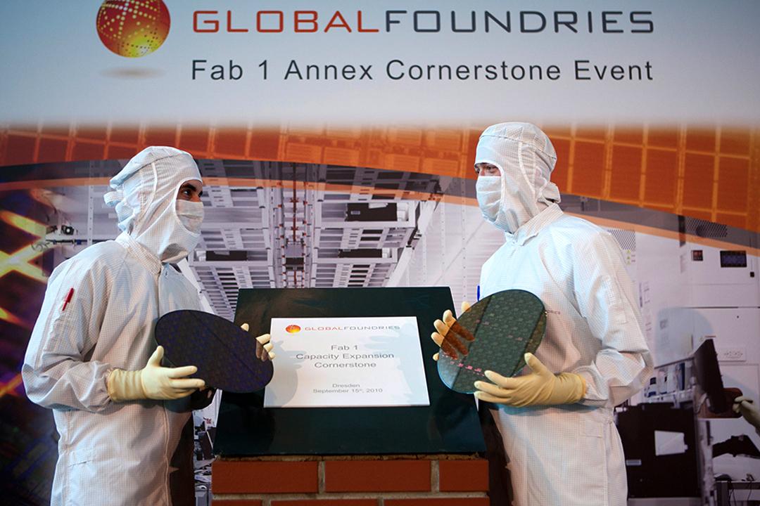 晶片製造商GlobalFoundries計劃在中國成都興建一座先進的半導體工廠。