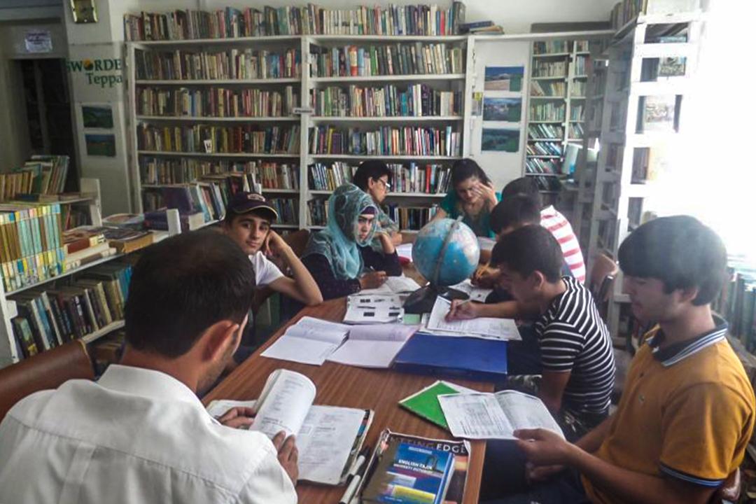 Sworde Teppa圖書館。
