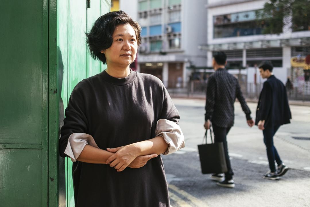 獨立記者陳曉蕾