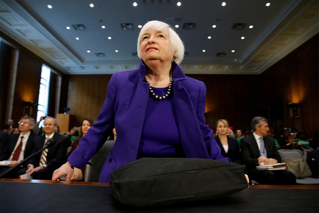 2月14日,美聯儲主席耶倫發表5大經濟要點。