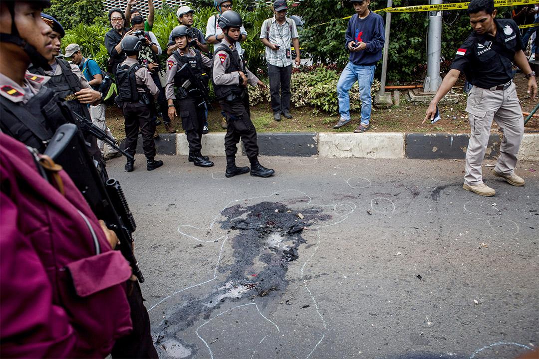 2016年1月14日,印尼雅加達發生多宗爆炸案,伊斯蘭國其後已就這次襲擊承認責任。