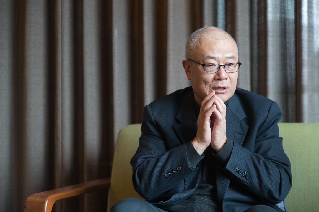 哈金:「語言就是政治,從中國歷史來看更明顯,語言往往是掌權者用以統治的工具。」