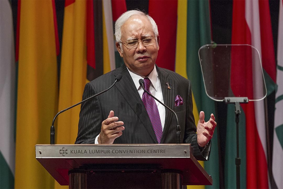 首相納吉布 (Najib Razak) 曾發言提醒平壤需尊重馬國的「法治」。