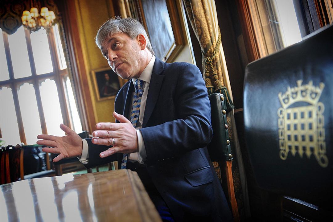 英國下議院議長貝爾考(John Bercow)籲阻止特朗普至議會發言。