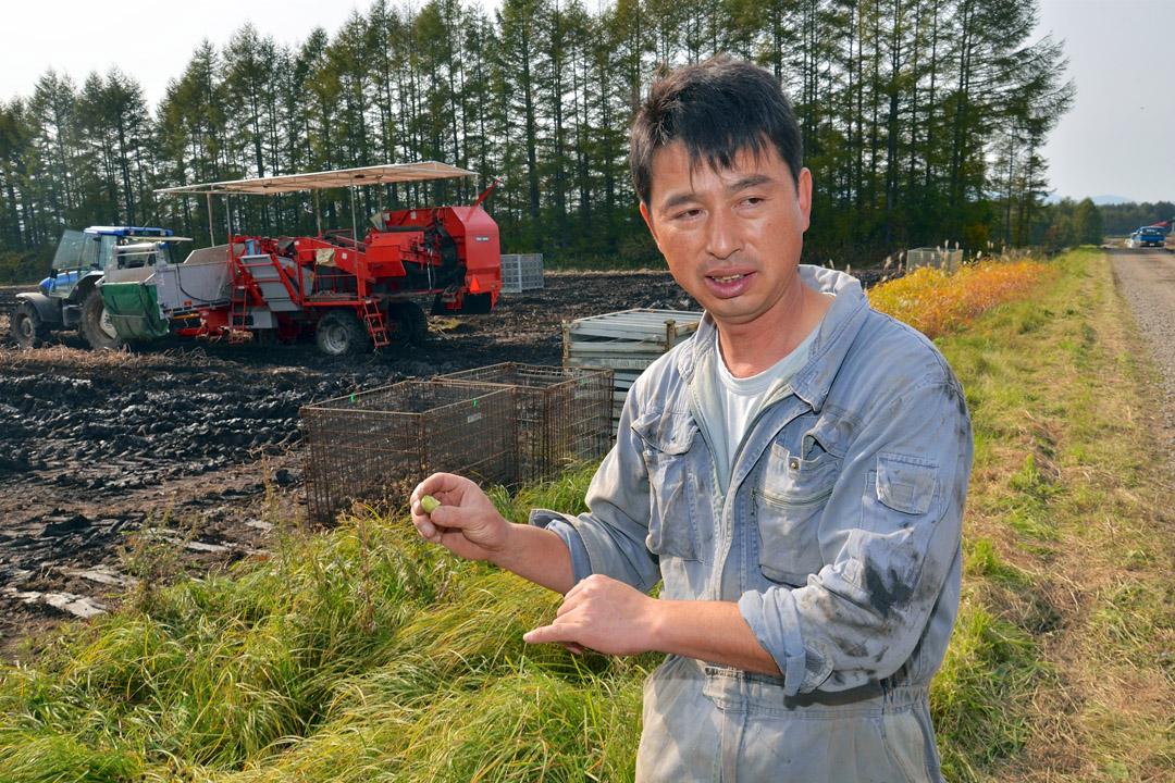 竹俣廣幸認為,日本農業慢慢走向公司化是趨勢,單打獨鬥的個體農戶風險實在太高,未來在日本恐怕會越來越少。