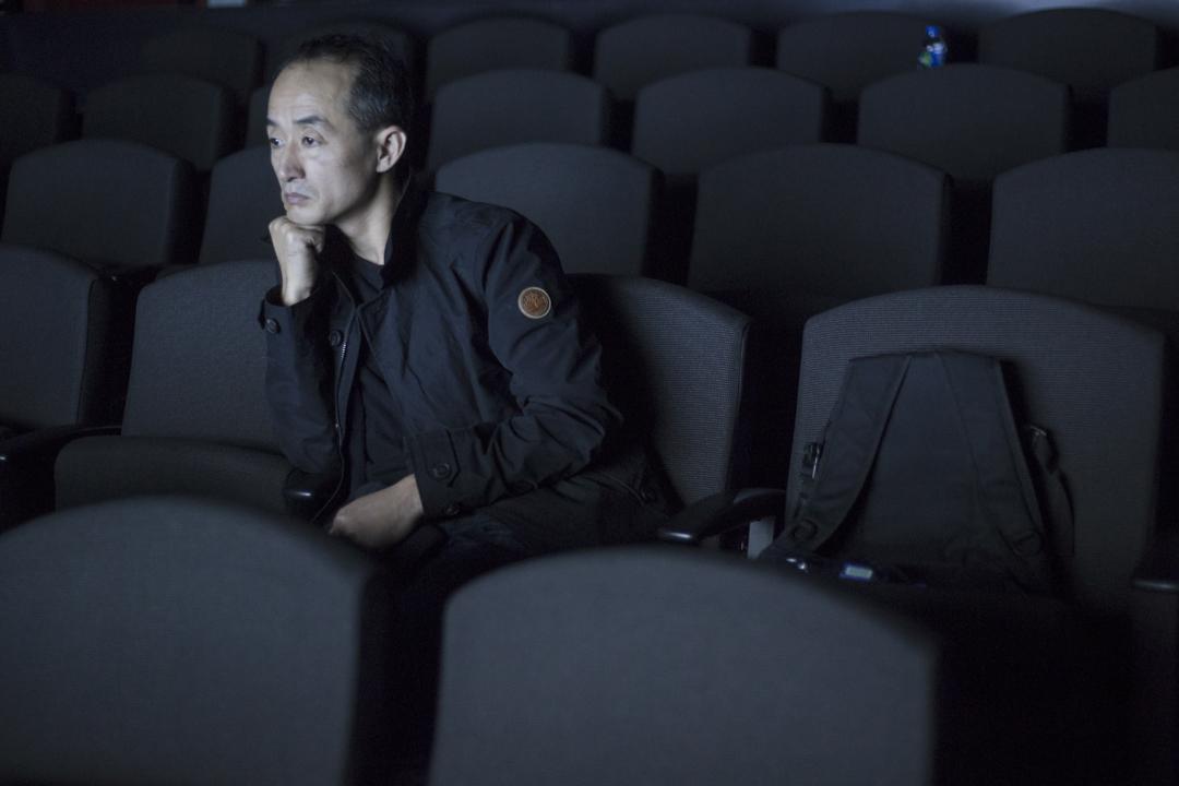 中國紀錄片導演聞海。